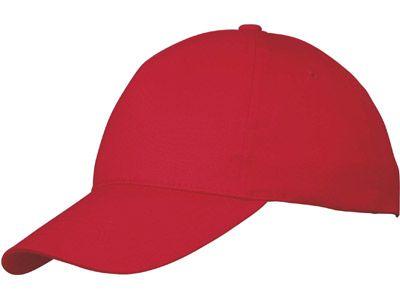 """Бейсболка """"Memphis"""" детская, цвет красный"""