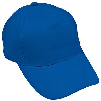 """Бейсболка """"Стандарт.175"""", цвет синий"""