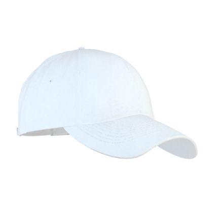 Бейсболка Light (10U), цвет белый