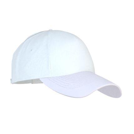 Бейсболка детская Classic Junior (10J), цвет белый