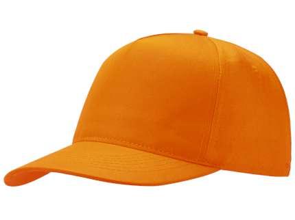 """Бейсболка """"Mix"""", оранжевая"""