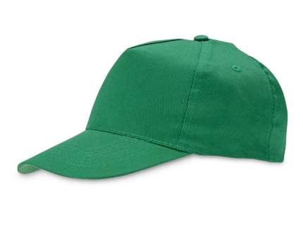 """Бейсболка """"Memphis C"""", зелёная"""