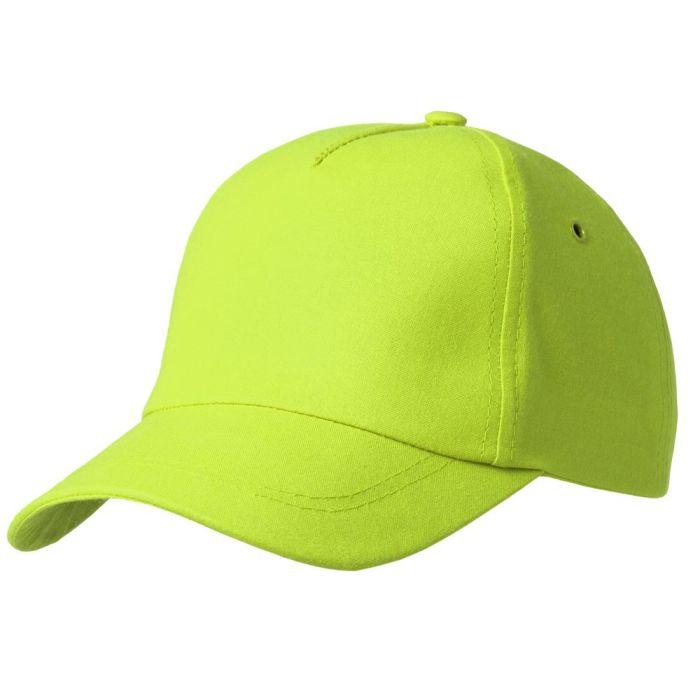 Бейсболка Bizbolka Match, зелёное яблоко