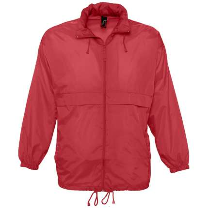"""Ветровка """"Surf"""", цвет красный, размер XL"""