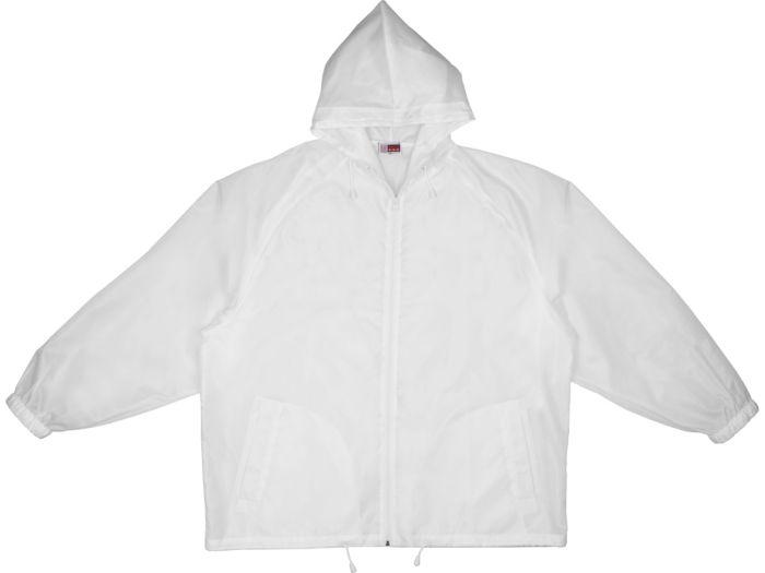 """Ветровка мужская в чехле """"Promo"""", цвет белый, размер XL"""