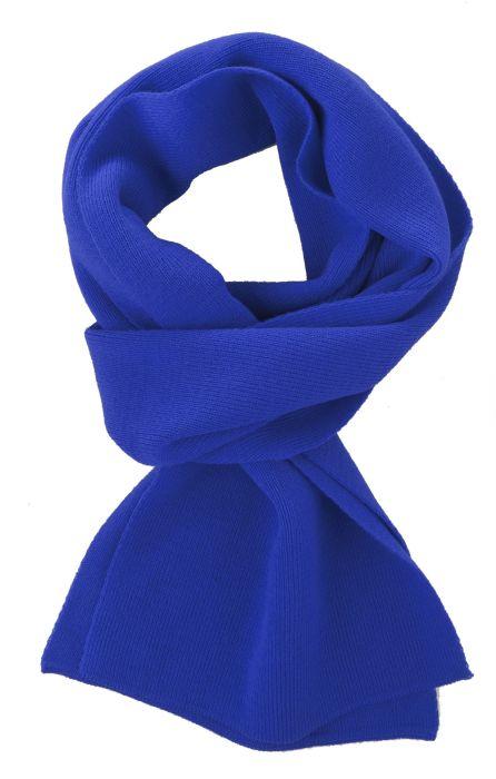 Шарф Easy, 140x20 см, синий