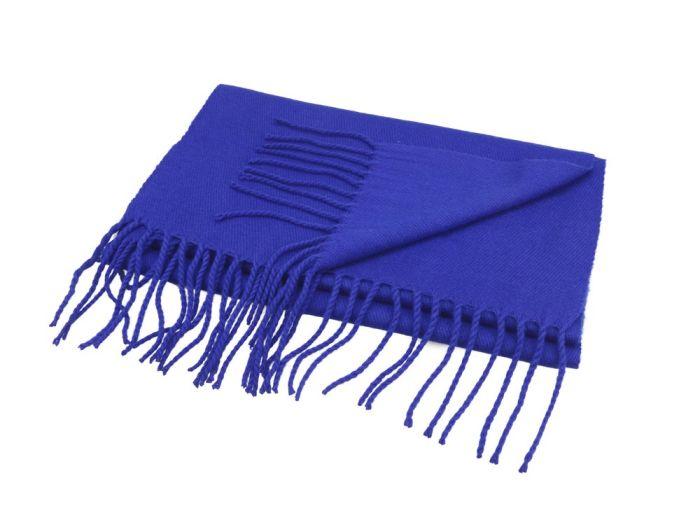 """Шарф """"Chaud"""", 30х185 см, синий"""