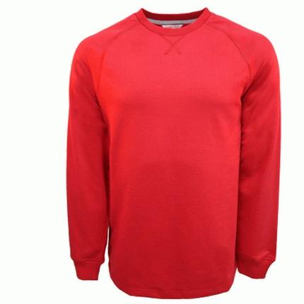 Толстовка мужская 60 Work, цвет красный, размер M
