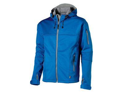 """Куртка """"Soft shell"""" мужская, цвет небесно-синий, размер XL"""