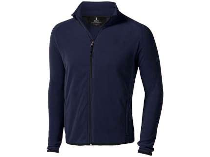 """Куртка флисовая """"Brossard"""" мужская, цвет тёмно-синий/чёрный, размер L"""
