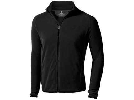 """Куртка флисовая """"Brossard"""" мужская, цвет чёрный, размер M"""