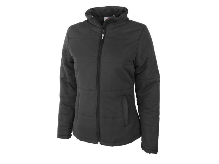 "Куртка ""Belmont"" женская, цвет серый с чёрным, размер L"