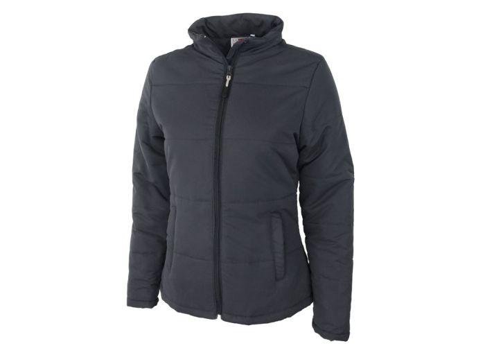 """Куртка """"Belmont"""" женская, цвет серый с тёмно-синим, размер M"""