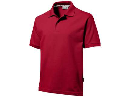 "Рубашка поло ""Forehand"" мужская, цвет тёмно-красный, размер XL"