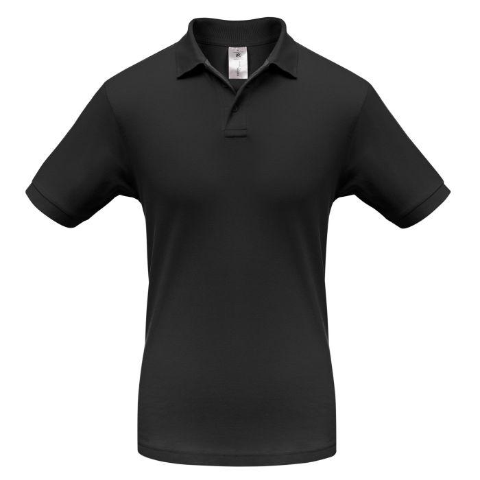 Рубашка поло Safran, цвет чёрный, размер XXL