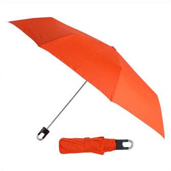"""Зонт складной """"Twist"""", механический. Красный 1795. Чехол в комплекте"""