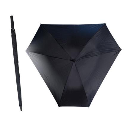 """Зонт-трость """"Triangle"""", механический, черный"""