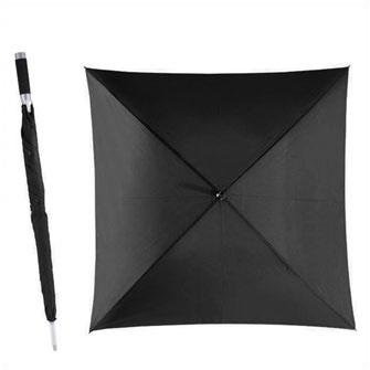 """Зонт-трость """"Quatro"""". Механический. Черный Black"""