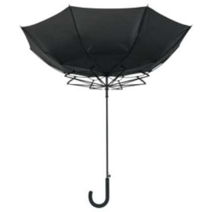 Зонт-трость Unit Wind, чёрный