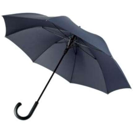 Зонт-трость Alessio, тёмно-синий