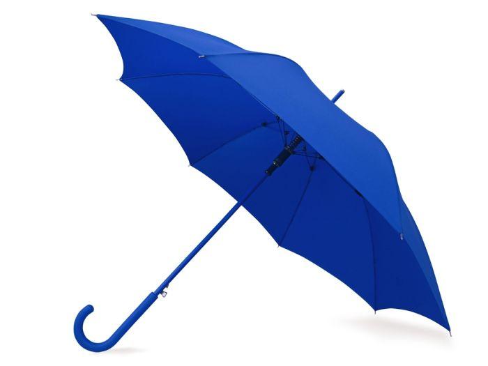 """Зонт-трость """"Color"""", цвет синий"""
