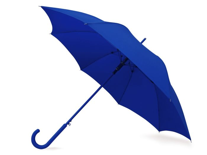 """Зонт-трость """"Color"""", цвет тёмно-синий"""