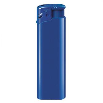 "Зажигалка пьезо многоразовая (12002) ""Flameclub"" P-01 HC Blue"
