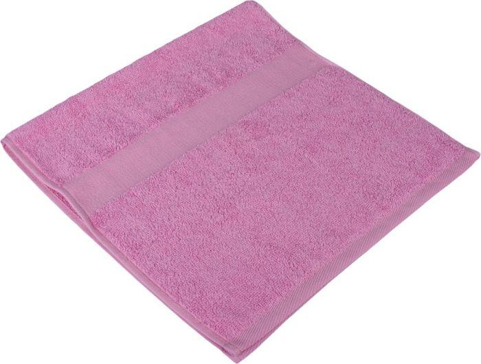 Полотенце махровое Small, 35х70 см, розовое