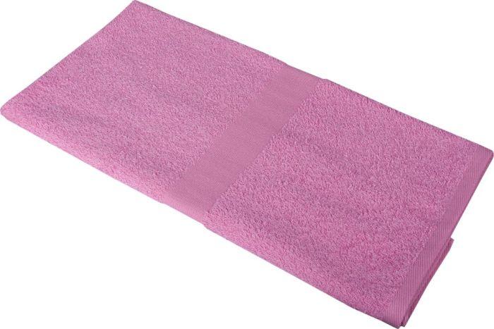 Полотенце махровое Medium, 100х50 см, розовое