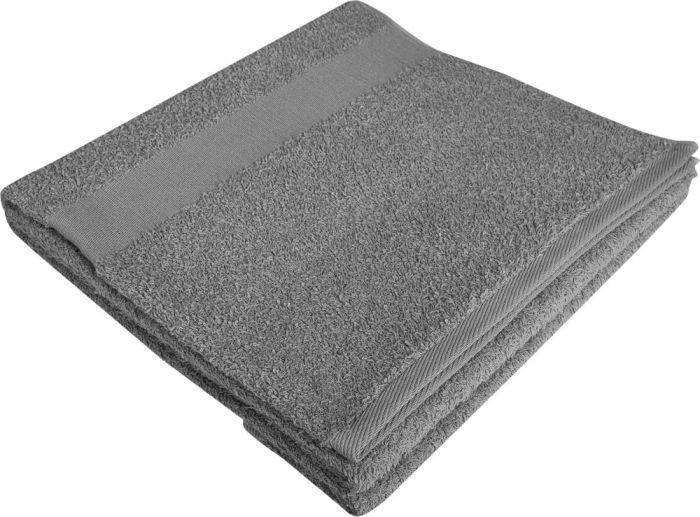 Полотенце махровое Large, 140х70 см, серое
