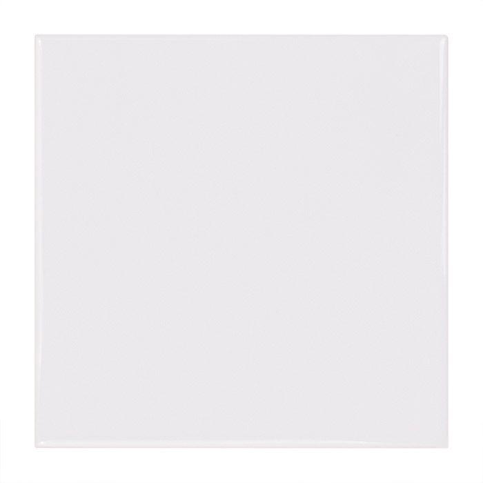 Плитка керамическая для сублимации, квадратная, глянцевая 10,7х10,7 см