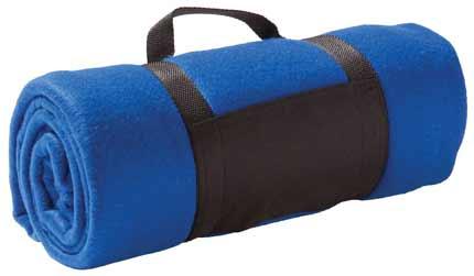 Плед Soft, 127x152 см, темно-синий