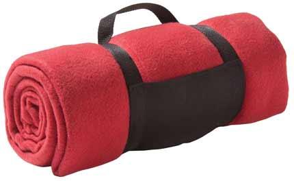 Плед Soft, 127x152 см, бордовый