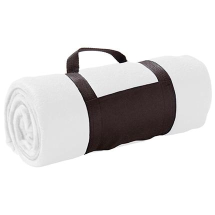 Плед Soft, 127x152 см, белый
