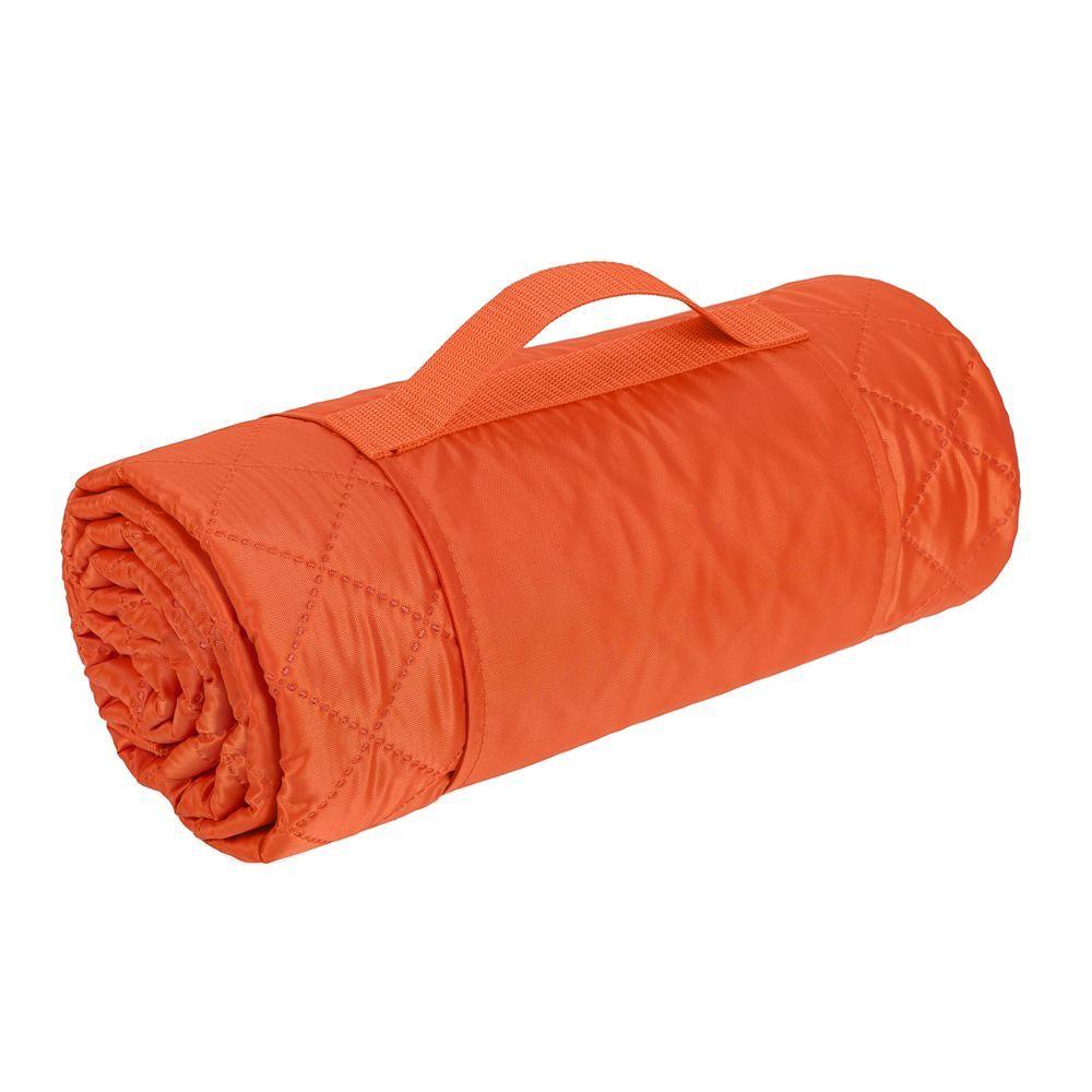 Плед для пикника Comfy, 115х140 см, оранжевый