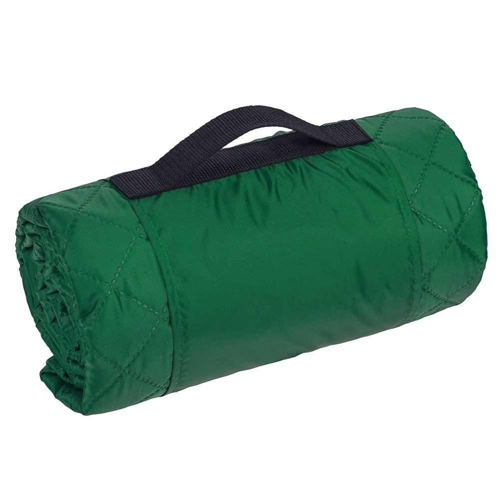 Плед для пикника Comfy, 115х140 см, зелёный