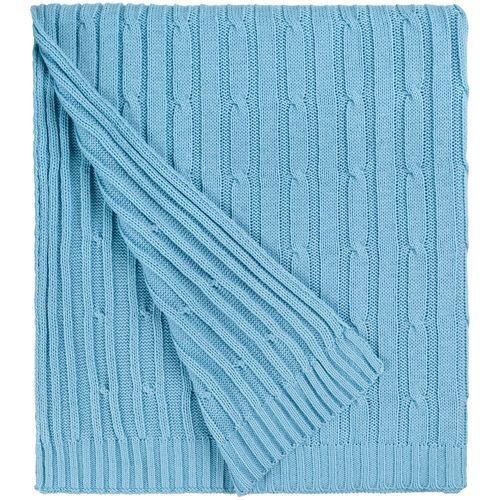 Плед Remit, светло-голубой