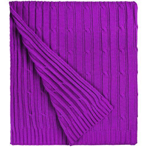 Плед Remit, фиолетовый