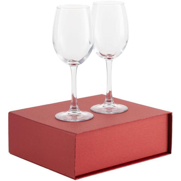 Набор бокалов для вина Wine House, красный