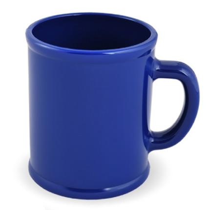 Кружка пластмассовая Lekker, цвет синий