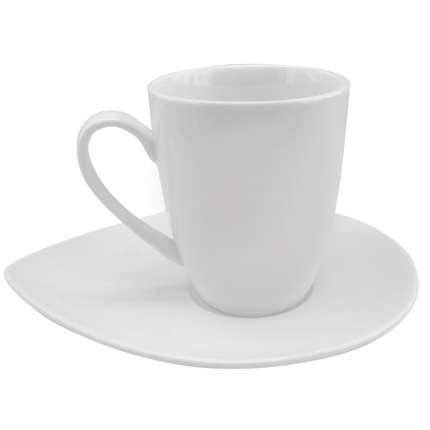 """Чайная пара """"Лепесток"""", 180 мл"""