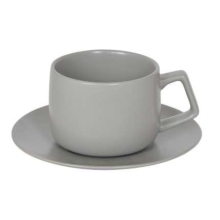 """Чайная пара """"Earl grey"""", ёмкость 250 мл, в подарочной упаковке"""