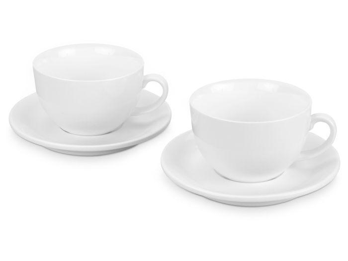 """Набор из 2 чашек с блюдцами """"Дабл"""""""