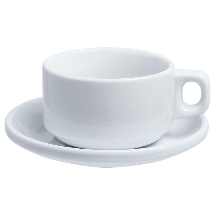 Кофейная пара Delight: чашка и блюдце (150 мл)