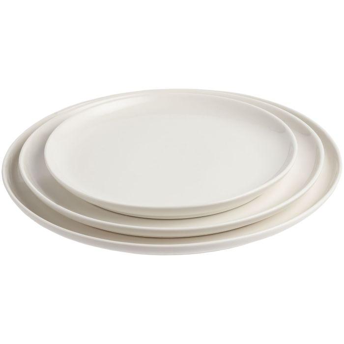 Набор из 3 тарелок Riposo