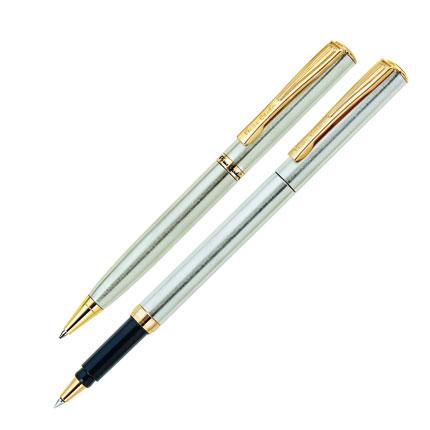 Набор: ручка шариковая и роллер Pierre Cardin PEN and PEN
