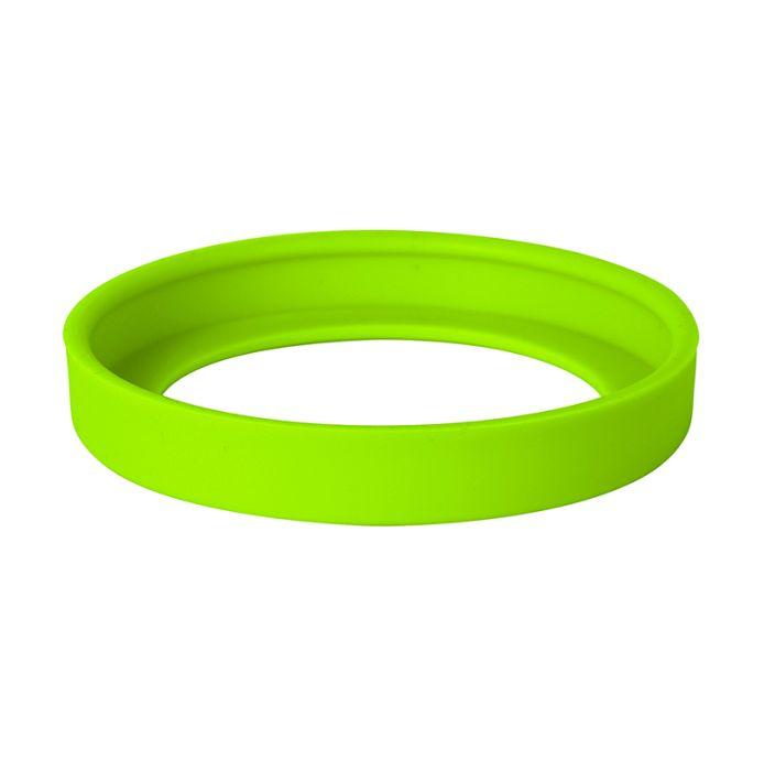 """Комплектующая деталь (силиконовое дно) к кружке """"Fun"""" арт.5080069, цвет зелёное яблоко"""
