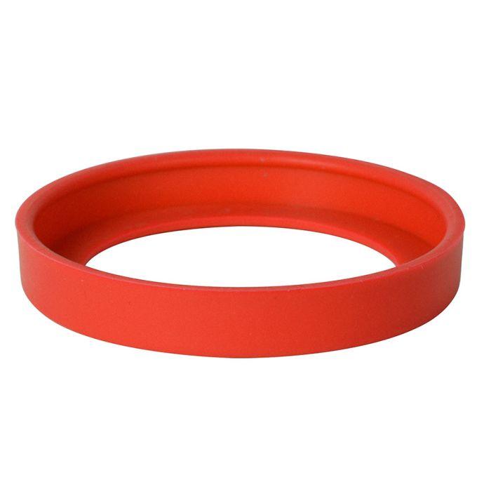 """Комплектующая деталь (силиконовое дно) к кружке """"Fun"""" арт.5080069, цвет красный"""