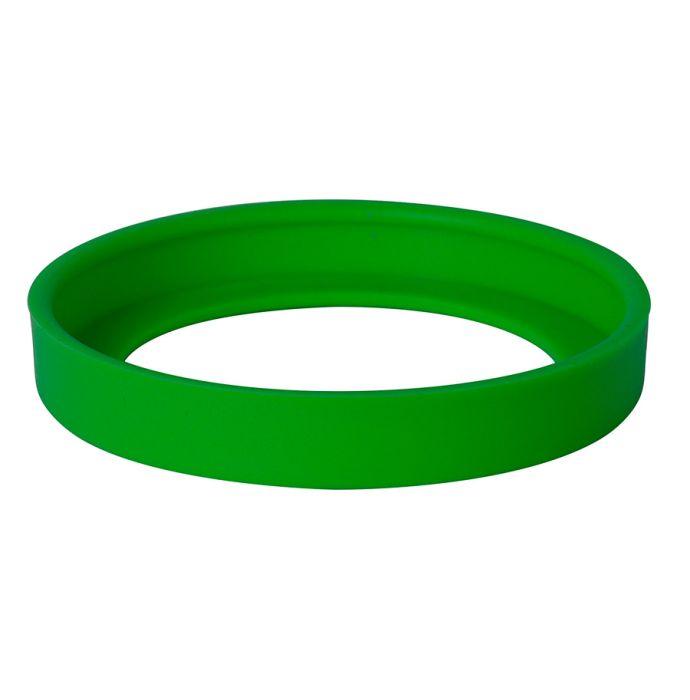 """Комплектующая деталь (силиконовое дно) к кружке """"Fun"""" арт.5080069, цвет зелёный"""