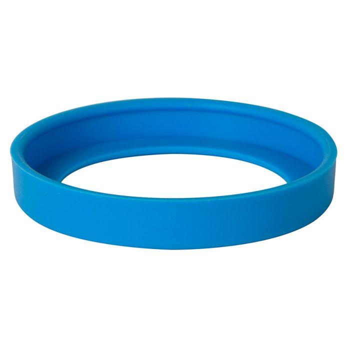 """Комплектующая деталь (силиконовое дно) к кружке """"Fun"""" арт.5080069, цвет голубой"""